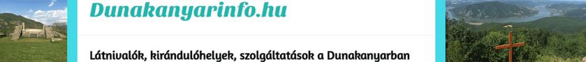 Dunakanyarinfo banner